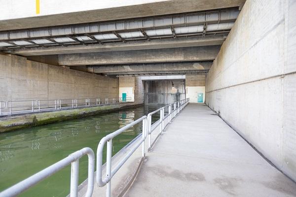 Main-Danube Canal Lock