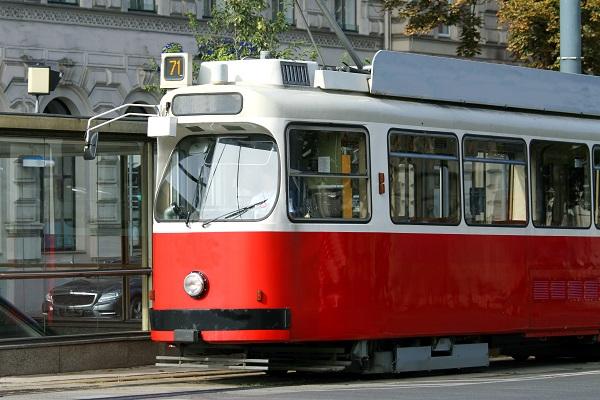 Vienna Tram 71
