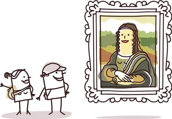 Fake Mona Lisa