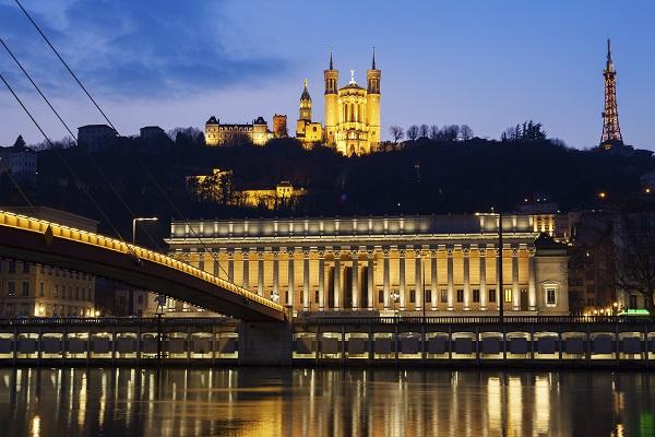Lyon Basilica