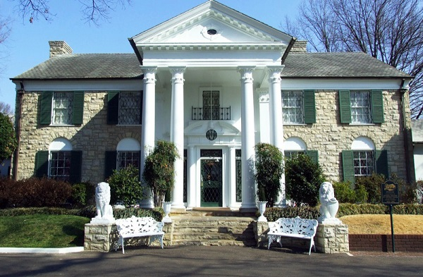 Graceland In Memphis