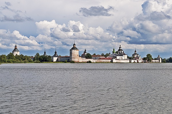 Kirillo Belozersky Monastery