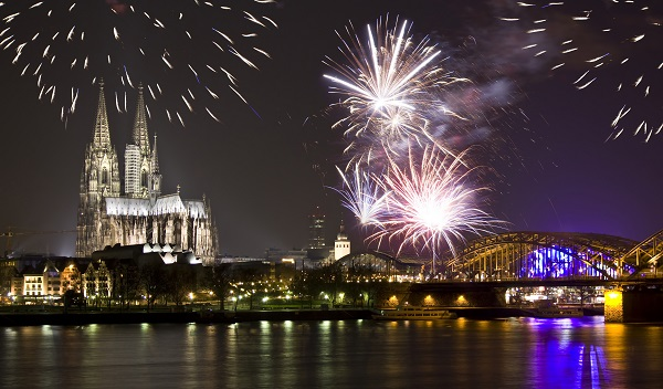 New Year Cologne