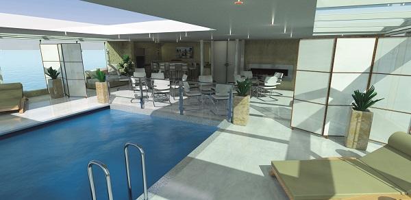 Amadeus Queen Swimming Pool