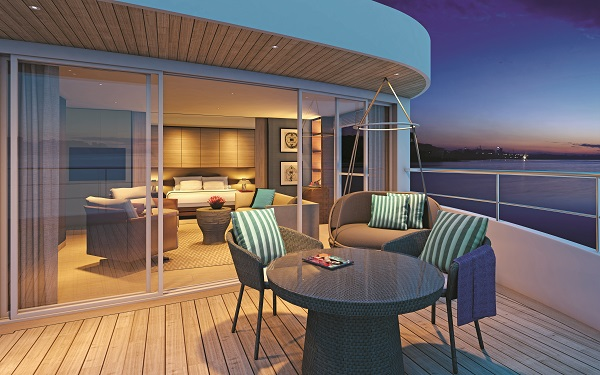 Scenic Spirit Royal Panorama Suite
