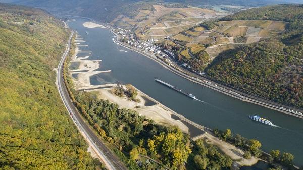 Rhine Low Water