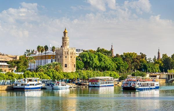 Guadalquivir At Seville