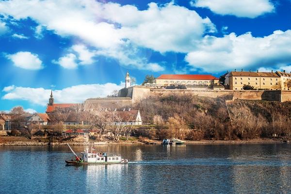 Petrovaradin Fortress Pecs