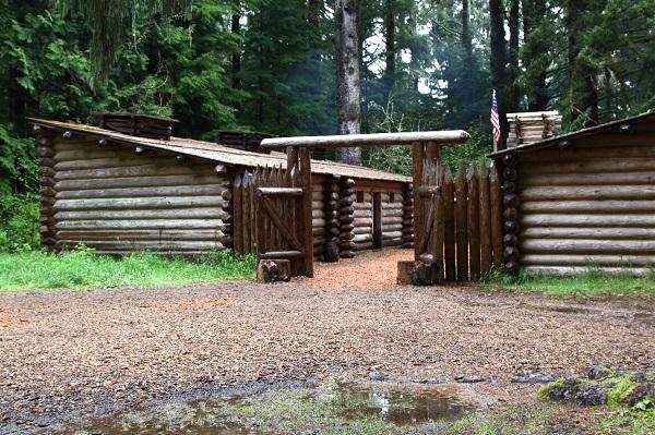 Fort Clatsop Lewis and Clark