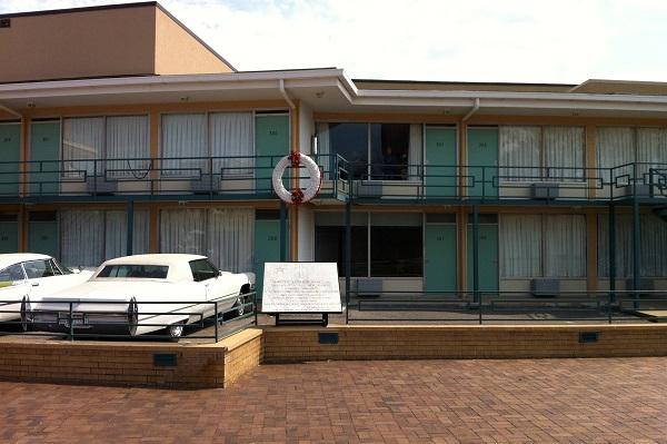 Lorraine Motel Civil Right Museum Memphis