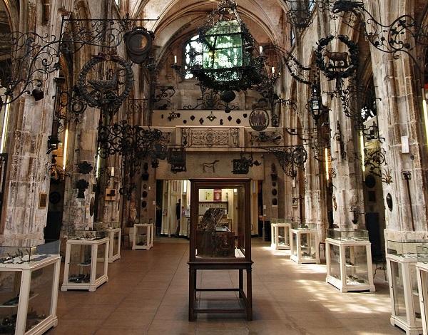 Musee Le Secq des Tournelles