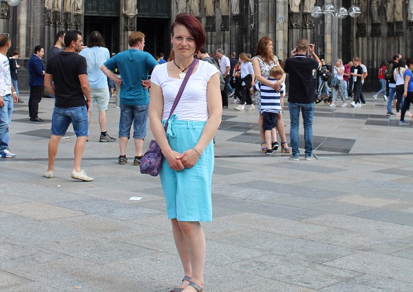 Jackie Cologne Cathedral