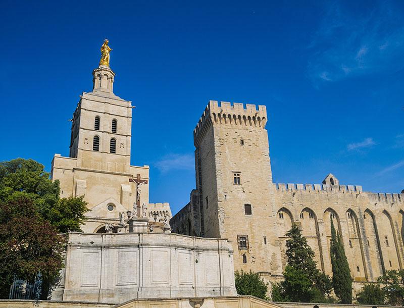 Notre Dame Des Doms, Avignon