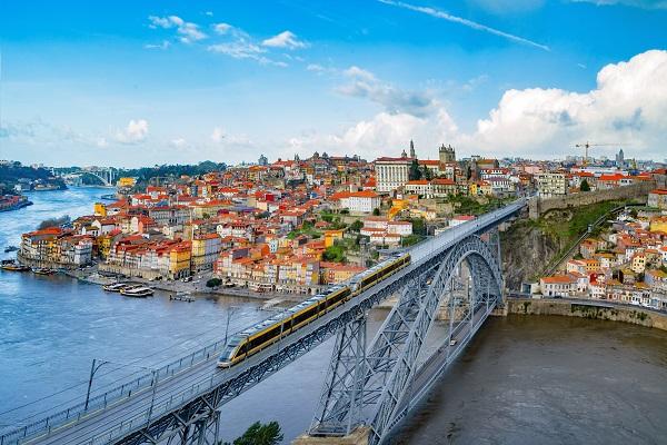 Porto Dom Luis Bridge