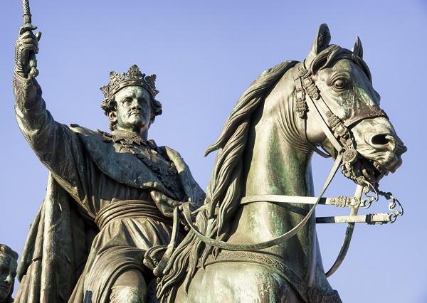 Ludwig I Statue
