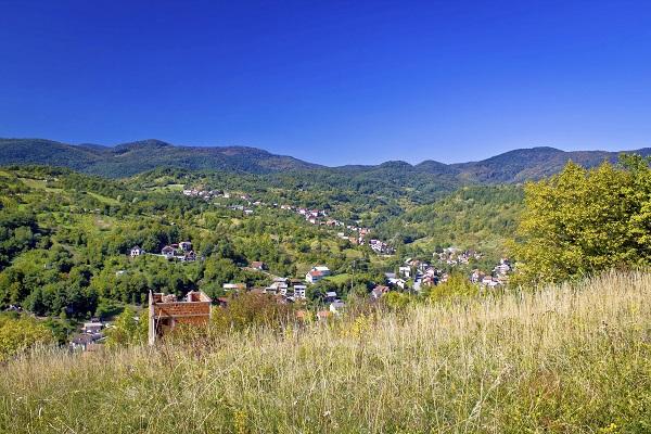 Medvednica Mountain Zagreb