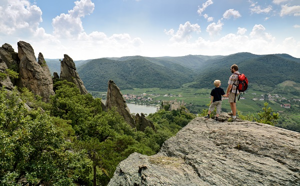 Hiking In The Wachau Valley