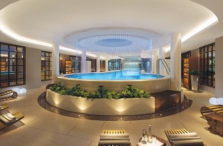 Century Legend Indoor Pool