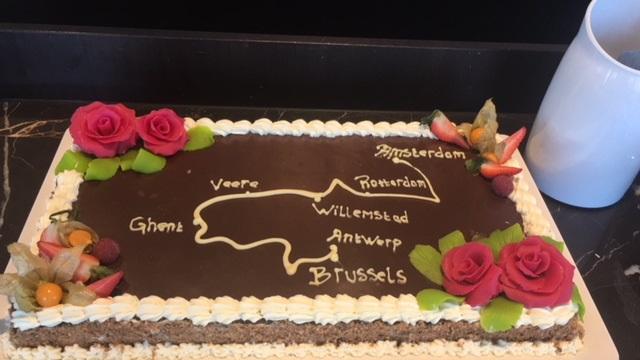 AmaKristina Cake