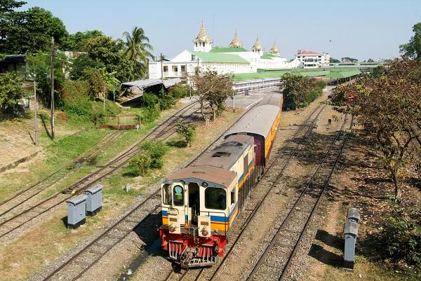 Yangon Railroad