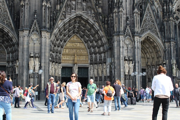 Rachel Cologne Cathedral