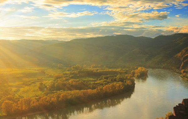 Danube Autumn
