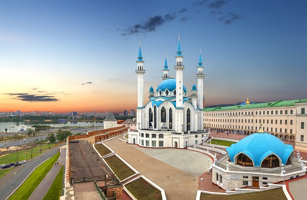 Kul Sharif Mosque Kazan