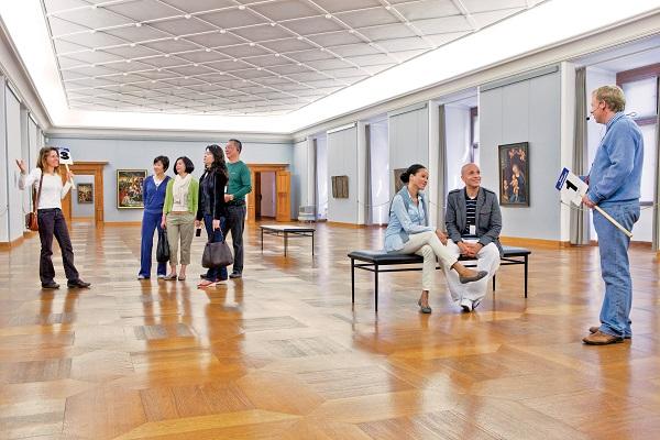 Uniworld Museum Excursion