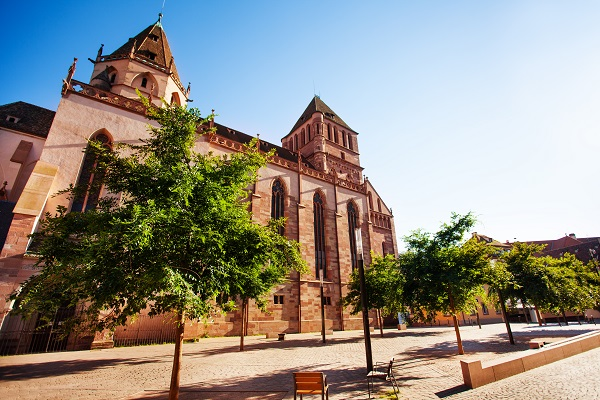 St Thomas Church Strasbourg