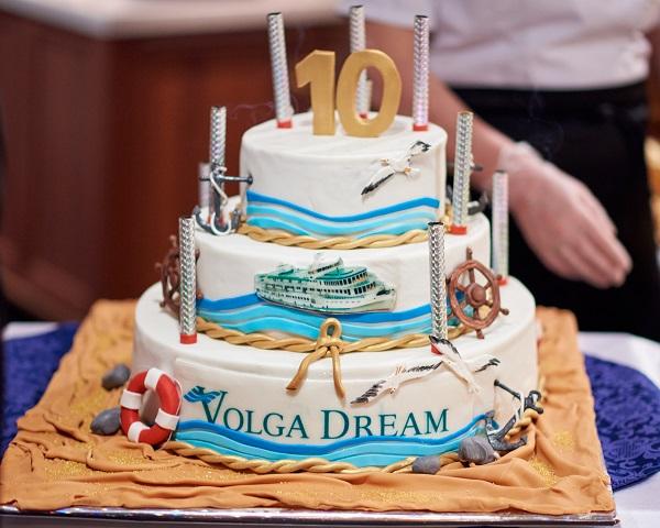 Volga Dream Cake