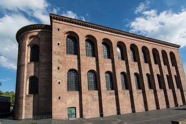 Romanesque Basilica Trier