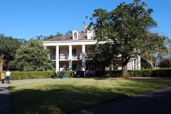 Oak Alley Big House