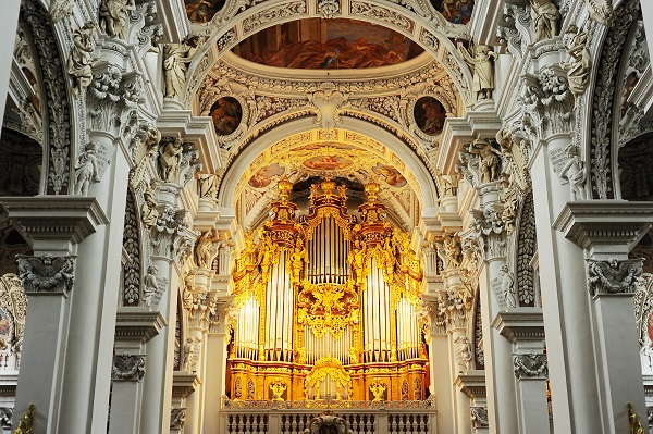 Passau Cathedral Organ