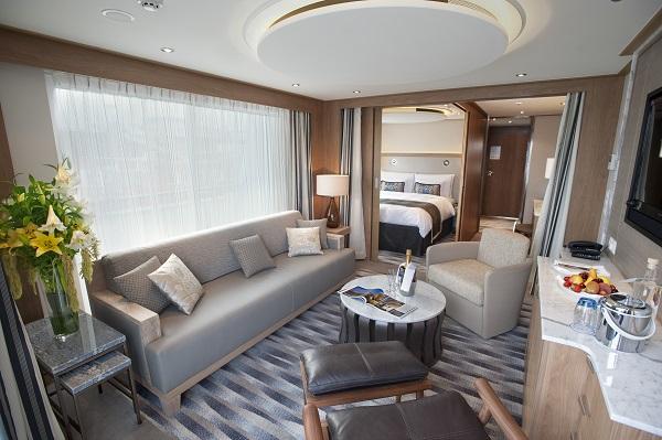 Viking River Cruises Explorer Suite