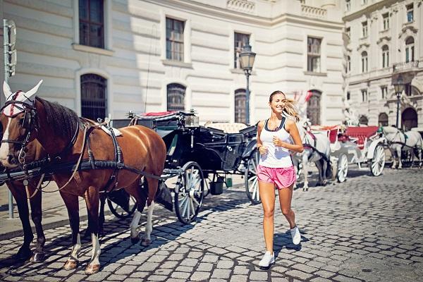 Vienna Jogging