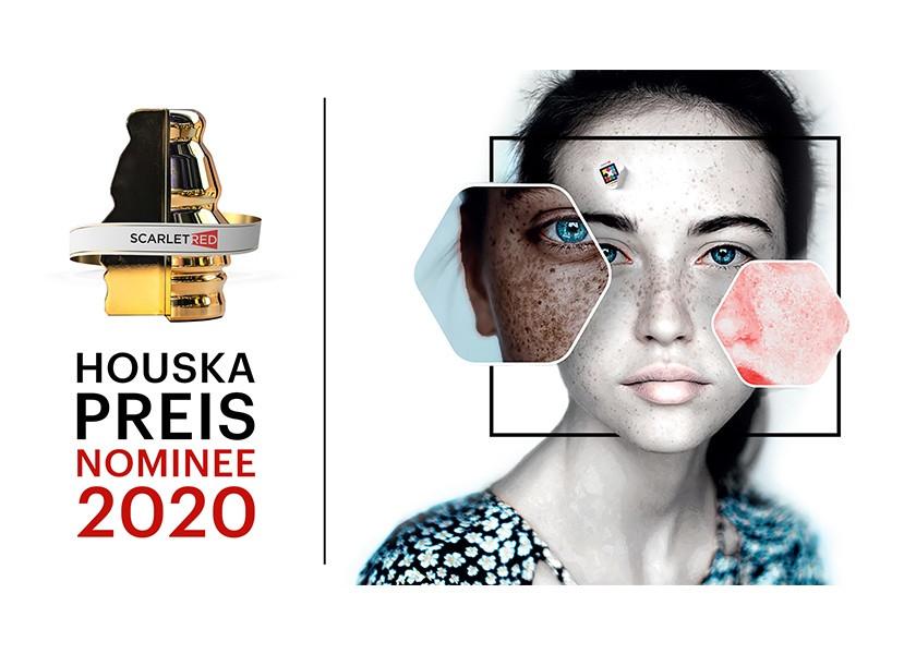 Scarletred was nominated for the Houskapreis 2020 award