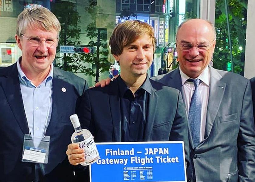 Scarletred won the Japanese TechBIZKON – Digital Health beyond 2020 Award
