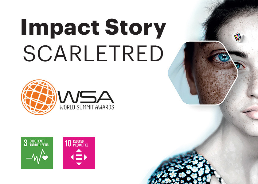 WSA- impact story of Scarletred
