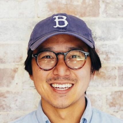 Photograph of Eugene Chung, R&D Team Coach at Atlassian.