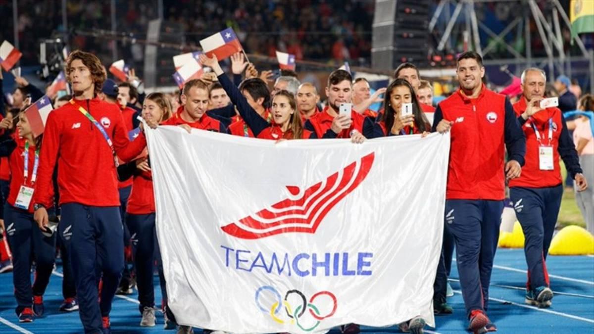 Las figuras del Team Chile que ya apuntan a Tokio 2020 - AS Chile