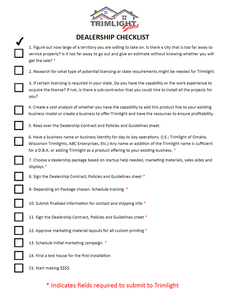 The following file explains some of the steps you may want to follow to better prepare yourself to become a dealer with Trimlight.