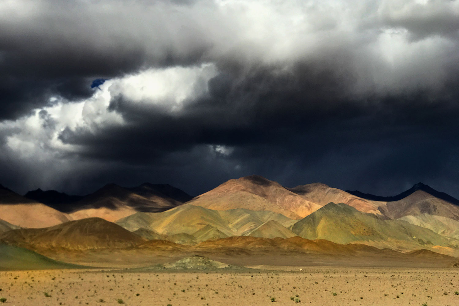 Clouds Over Changthang
