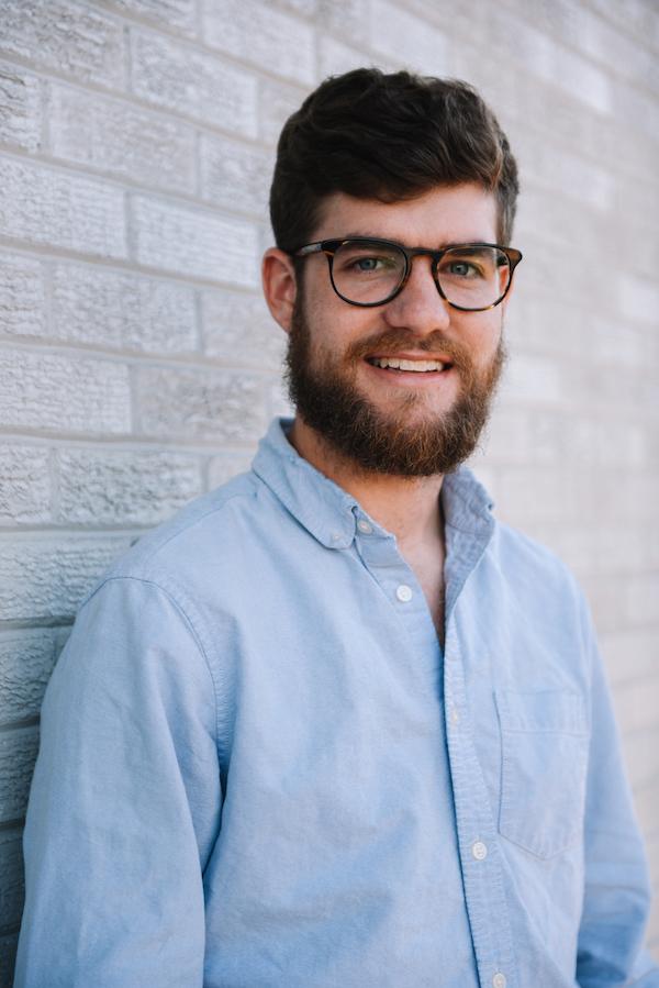 A portrait of Austin Price.