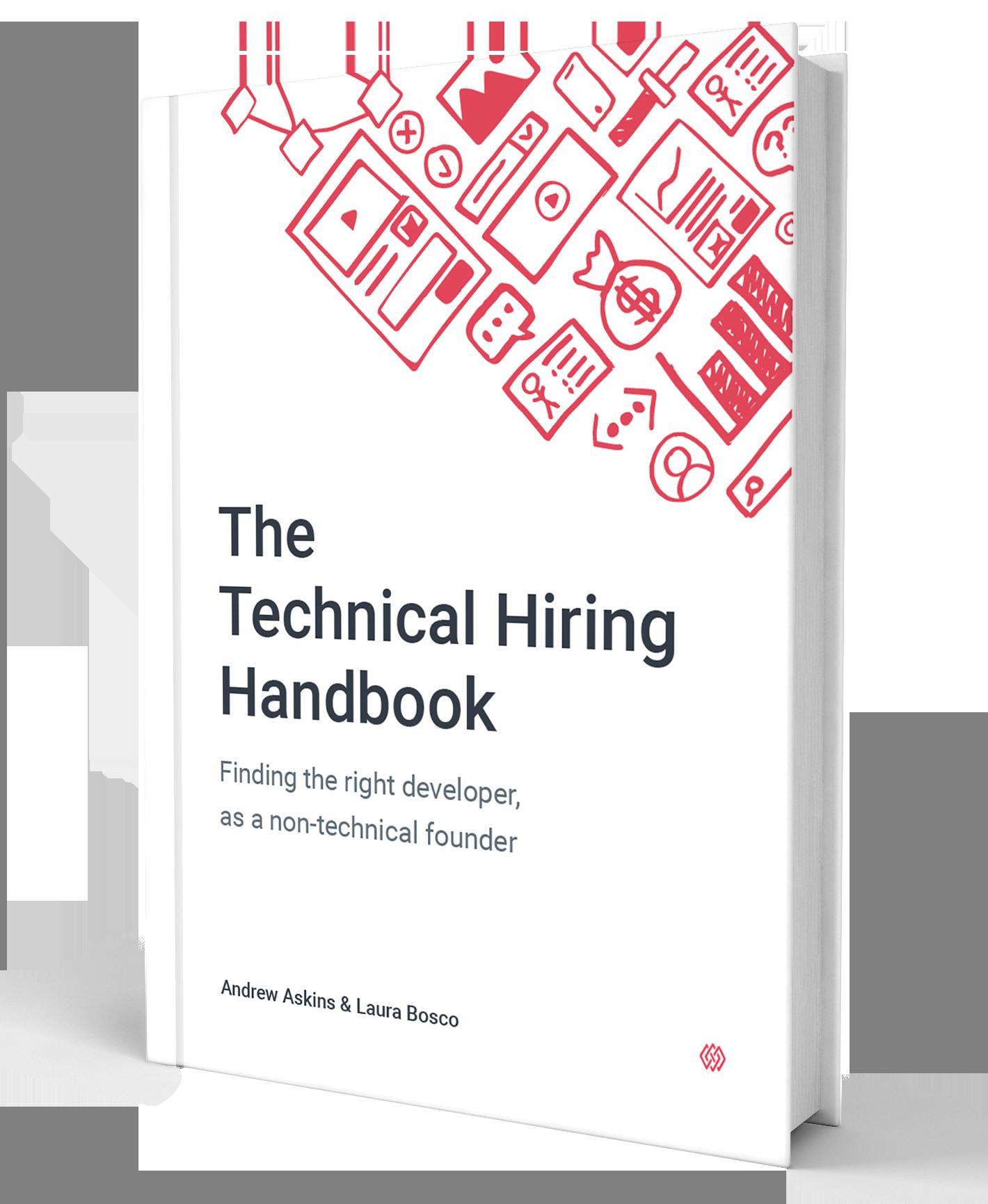 The Technical Hiring Handbook for Non-technical Founders