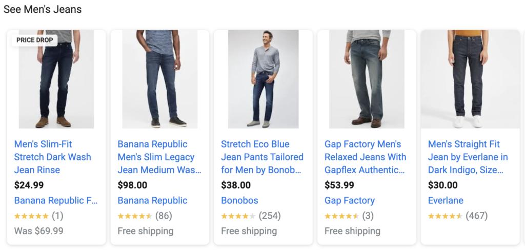 mens jeans 2020 dec