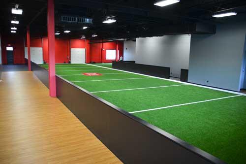 Athletic training facility