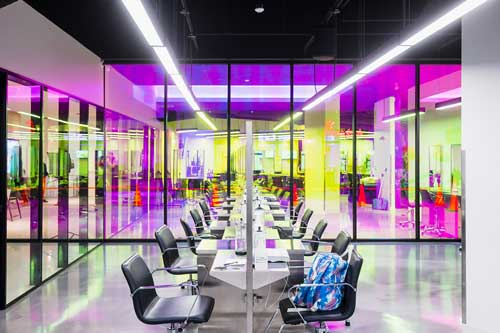 innovative lighting office space