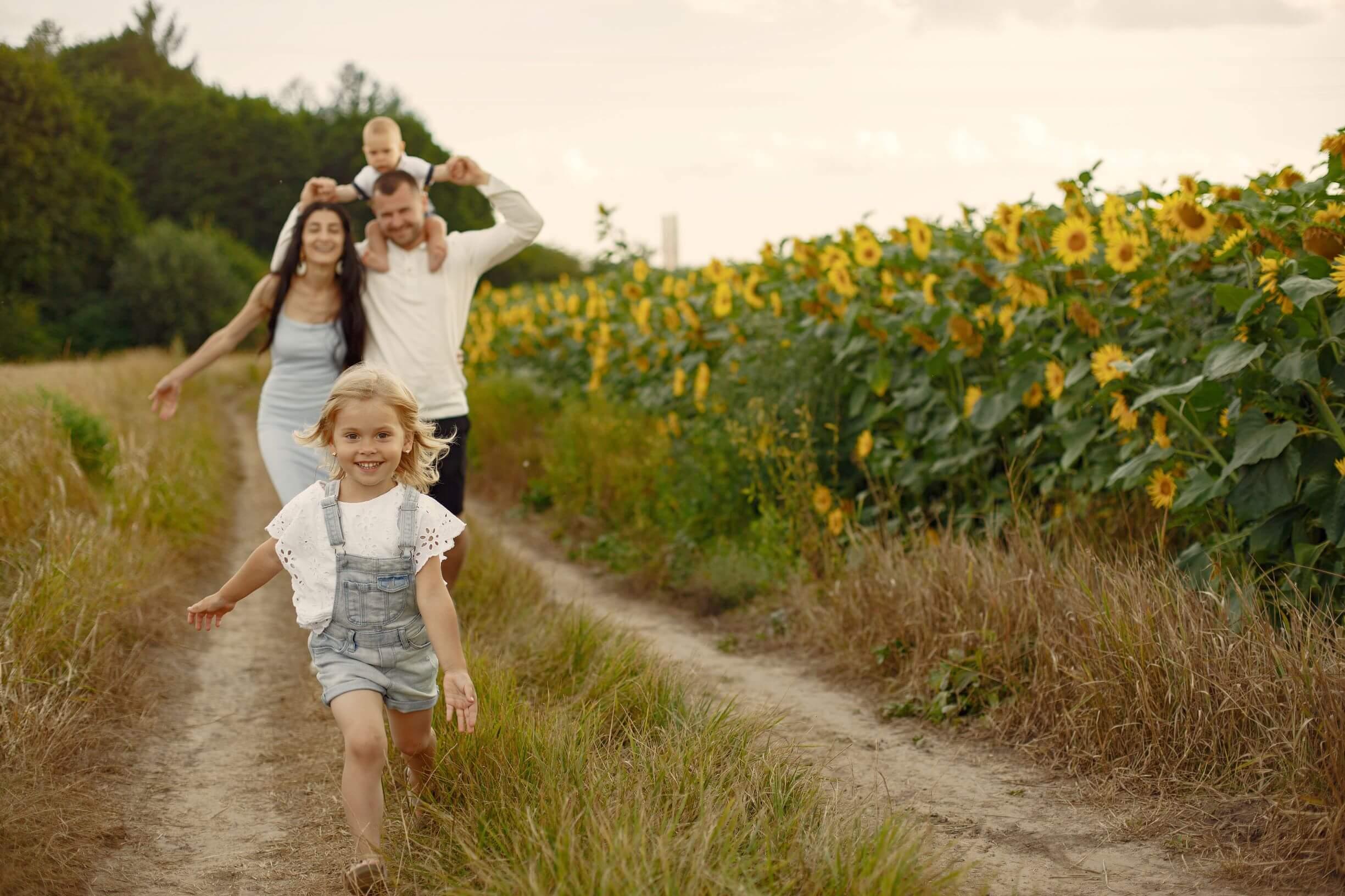 Septiņas atpūtas vietas, kur pavadīt laiku ar ģimeni
