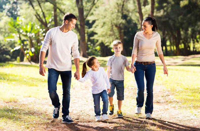 7 apūtas vietas laika pavadīšanai ar ģimeni
