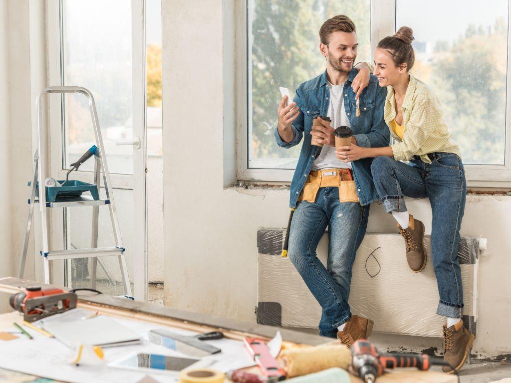 Как спланировать ремонт квартиры? | Smscredit.lv/ru